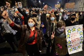 Poland's abortion protests: A fight for democracy?