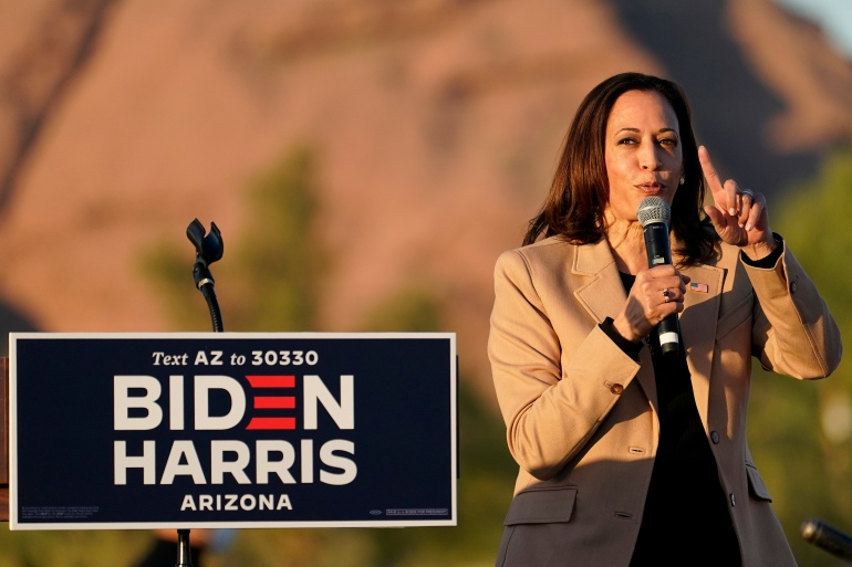 An unlikely battleground state emerges in Arizona | US & Canada