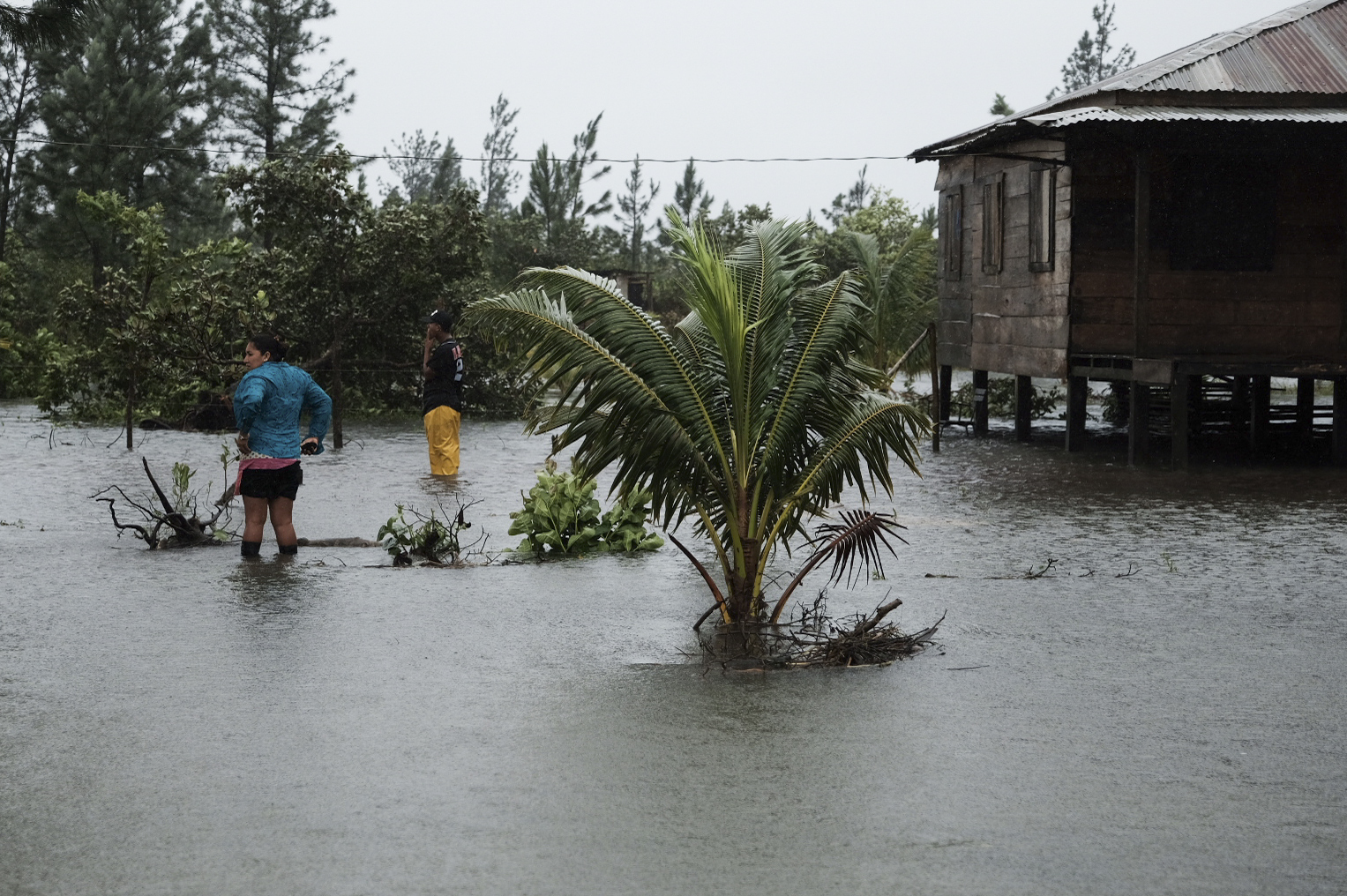 Eta still poses flooding danger in Central America