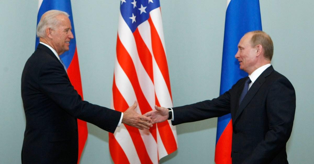 How will Biden, who called Putin 'soulless', stand up to Russia? | Joe Biden News | Al Jazeera