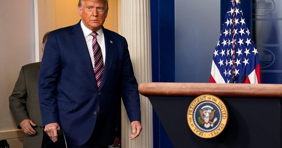 Trump confident as Supreme Court considers last-ditch lawsuit thumbnail