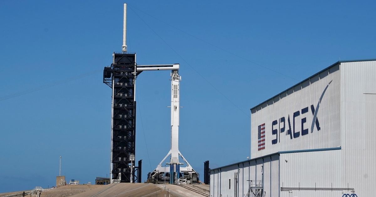 2021-02-01 22:30:18 | Billionaire raffling off SpaceX flight to fund cancer research | Space News