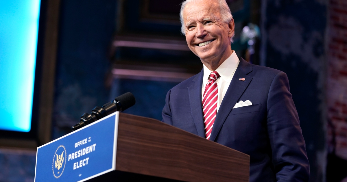 Biden urges 'immediate relief' for economy as COVID surges