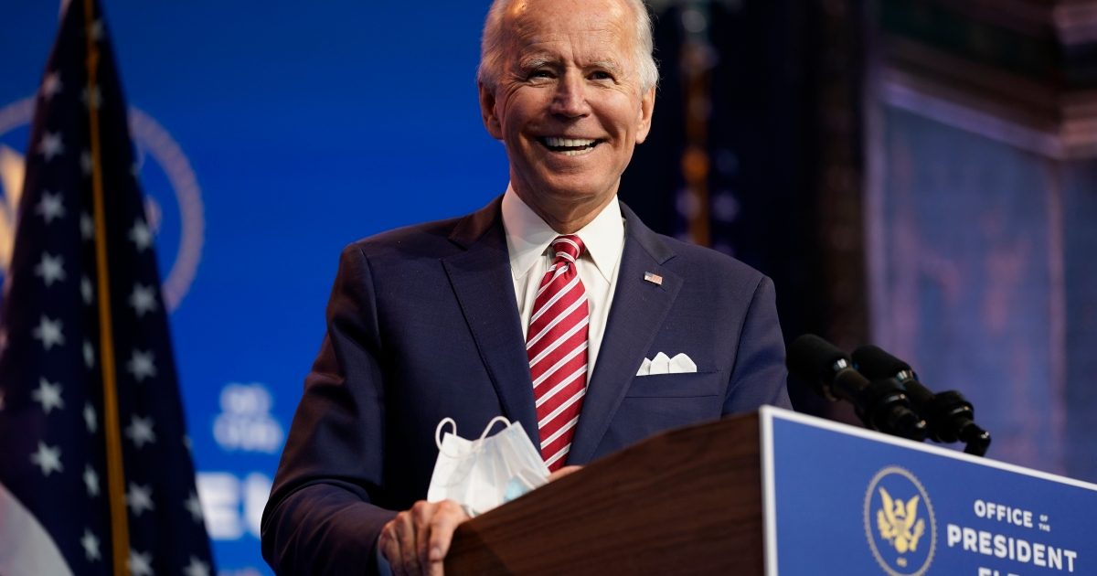 Biden's top White House team to feature campaign veterans | US & Canada