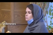 In this frame grab from Iranian state television video, British Australian academic Kylie Moore-Gilbert is seen in Tehran, Iran [Iranian State Television via AP]