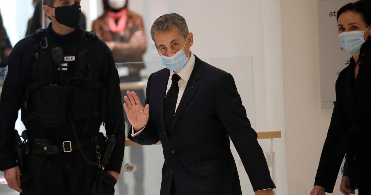 French court rejects delay for Sarkozy corruption trial - aljazeera