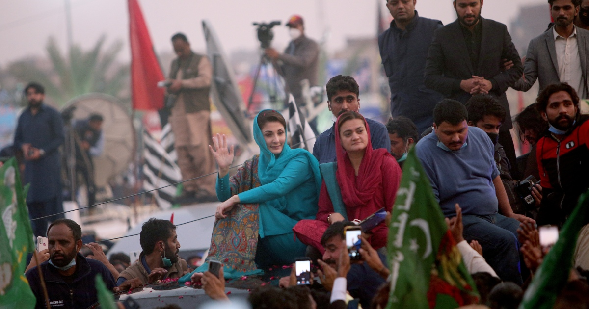 Pakistan's opposition holds Multan rally day after arrests