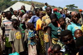 More than 150,000 Burundians fled the deadly political turmoil in 2015 [File: Jerome Delay/AP]