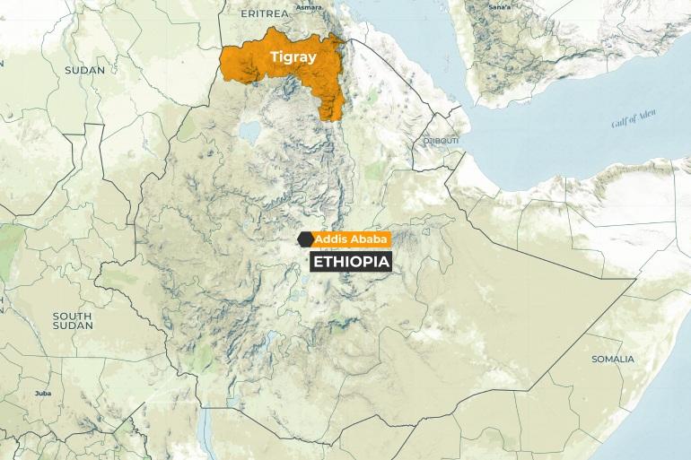 Ethiopia says it captured Tigrayan town of Adigrat