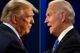 How Trump and Biden differ on Middle East foreign policy
