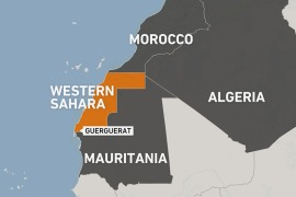 Western Sahara conflict in 500 words