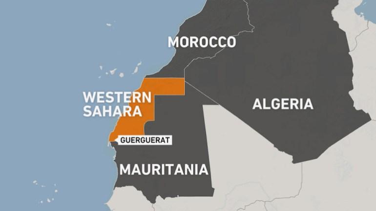 Morocco troops launch operation in Western Sahara border zone | Middle East | Al Jazeera