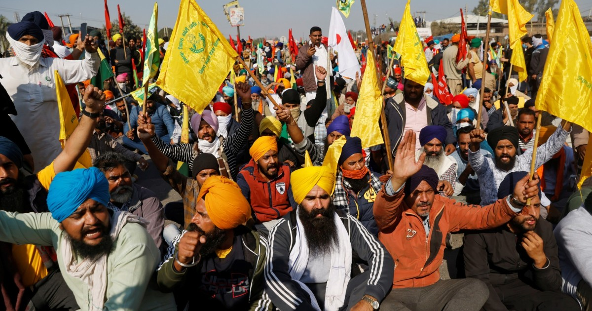 Why are thousands of Indian farmers protesting? | India News | Al Jazeera