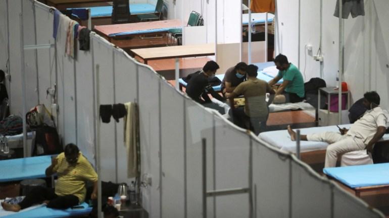 'Painful': Delhi sets new COVID-19 deaths record amid third wave | India