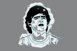 Infographic: The life of Diego Maradona