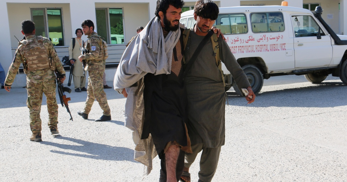 Is Afghanistan being left to fend for itself? undefined News