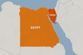 Eight peacekeepers killed in Sinai helicopter crash: Officials