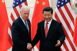 Analysts say it is uncertain if US-China relations will improve under a Biden administration [File: Linato Zhang/EPA]