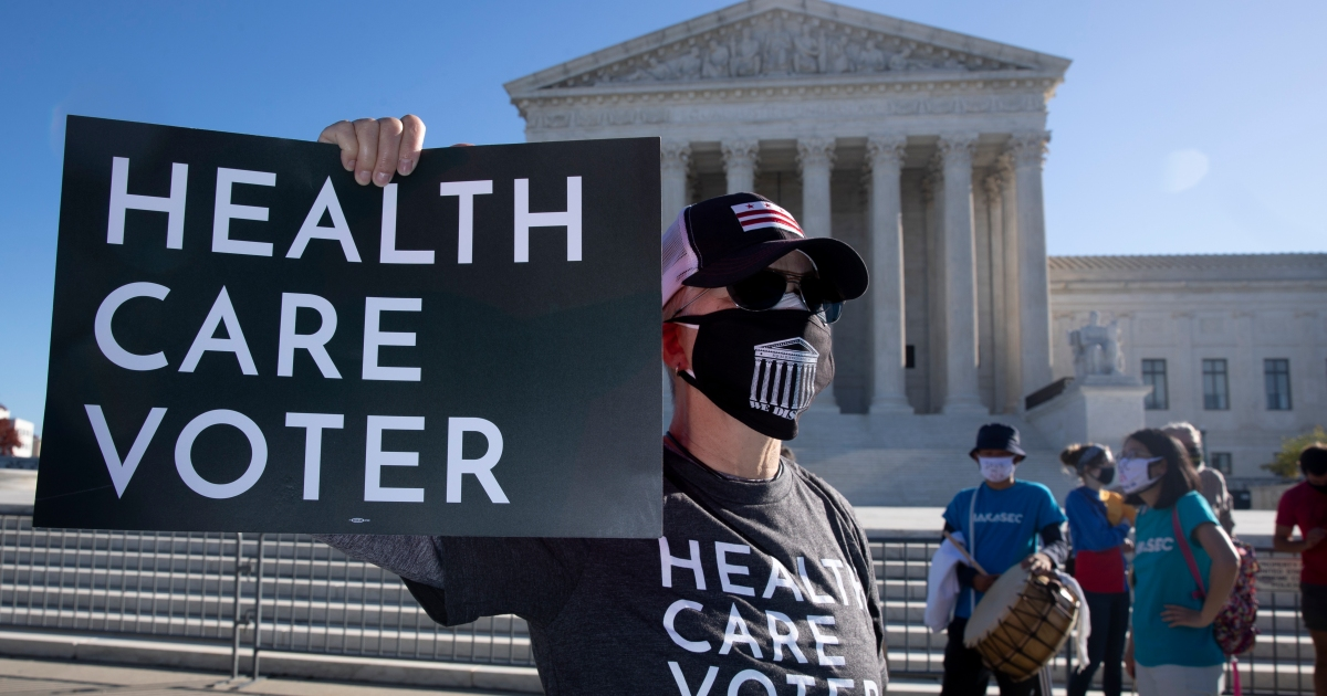 Fate of Obamacare law rests with US Supreme Court once again | US & Canada