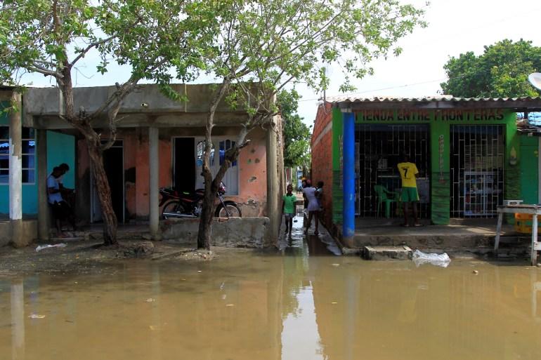Everything S Been Destroyed Iota Hits Providencia Island Latin America Al Jazeera