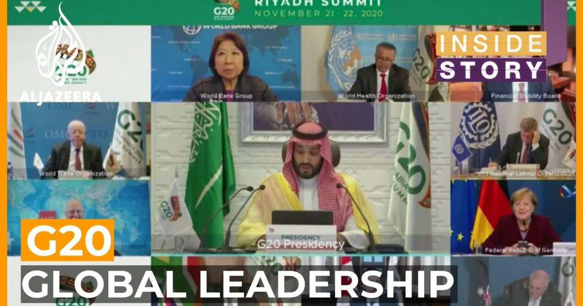 Can the G20 ensure global leadership in the time of COVID-19?