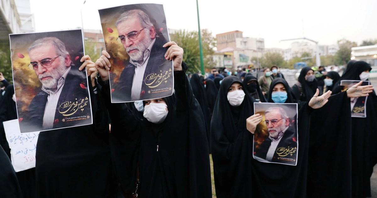 www.aljazeera.com: What's next for Iran after Fakhrizadeh assassination?