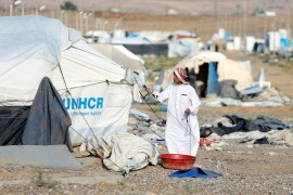 Iraq's decision to shut down IDP camps too hasty, NGOs say