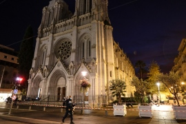 World reacts to France church attack