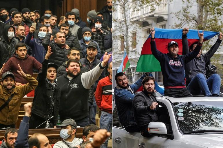Russian peacekeepers head to Nagorno-Karabakh: Live news | Nagorno-Karabakh  | Al Jazeera