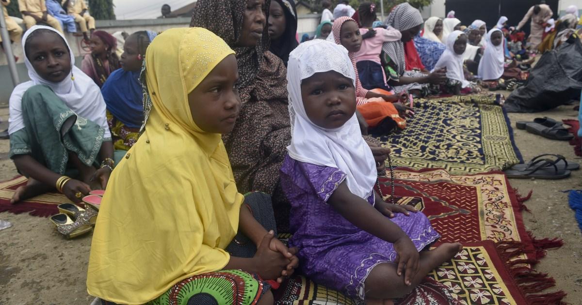 Nigeria police rescue 10 people after 'baby factory' raid - aljazeera