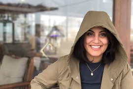 Al-Hathloul, 31, was arrested in May 2018 with about a dozen other women's rights activists just weeks before the historic lifting of a decades-long ban on female drivers [File: Facebook/AFP]