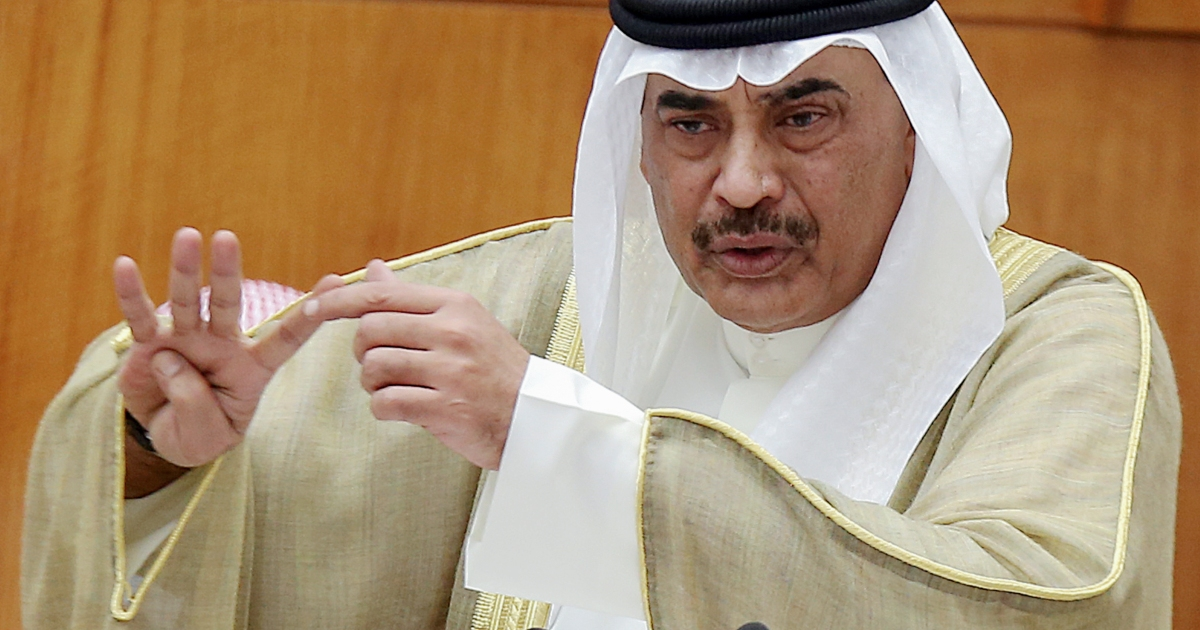 Kuwait's emir reappoints PM to form new cabinet