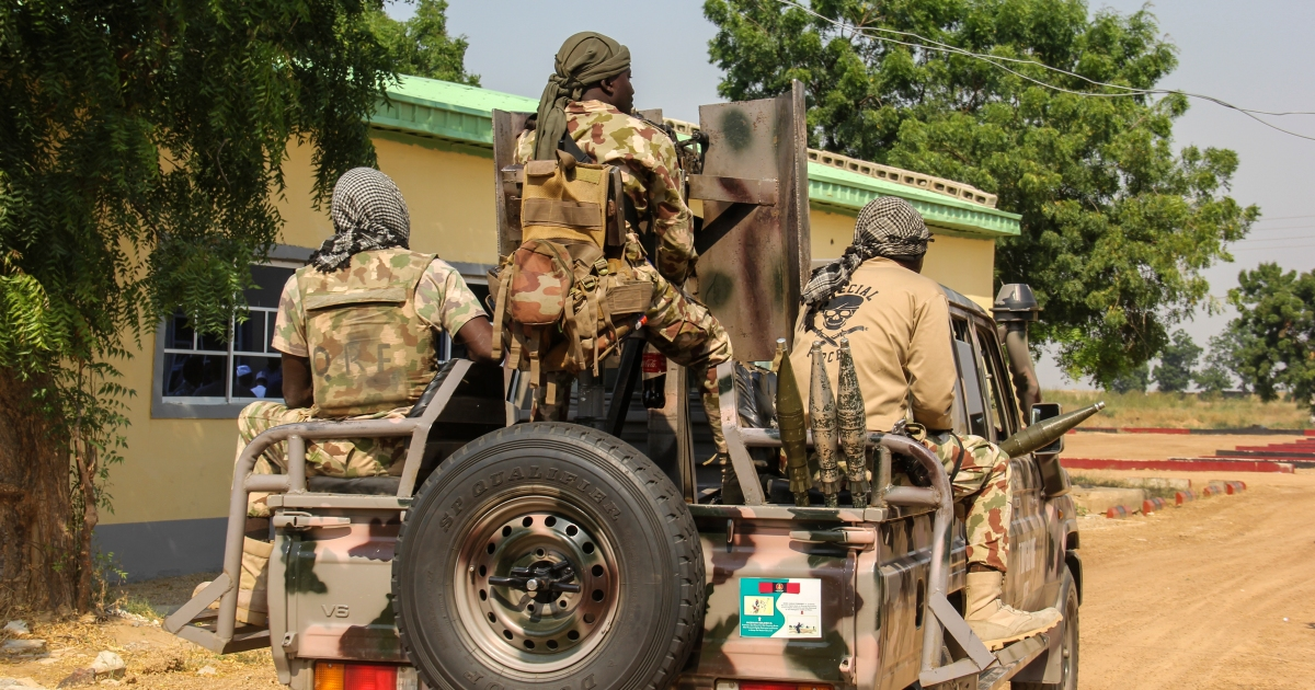 Nigeria accused of 'ruthless' crackdown in restive southeast