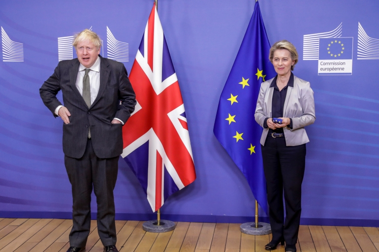 'Very, very likely': UK, EU anticipate no-deal Brexit finale