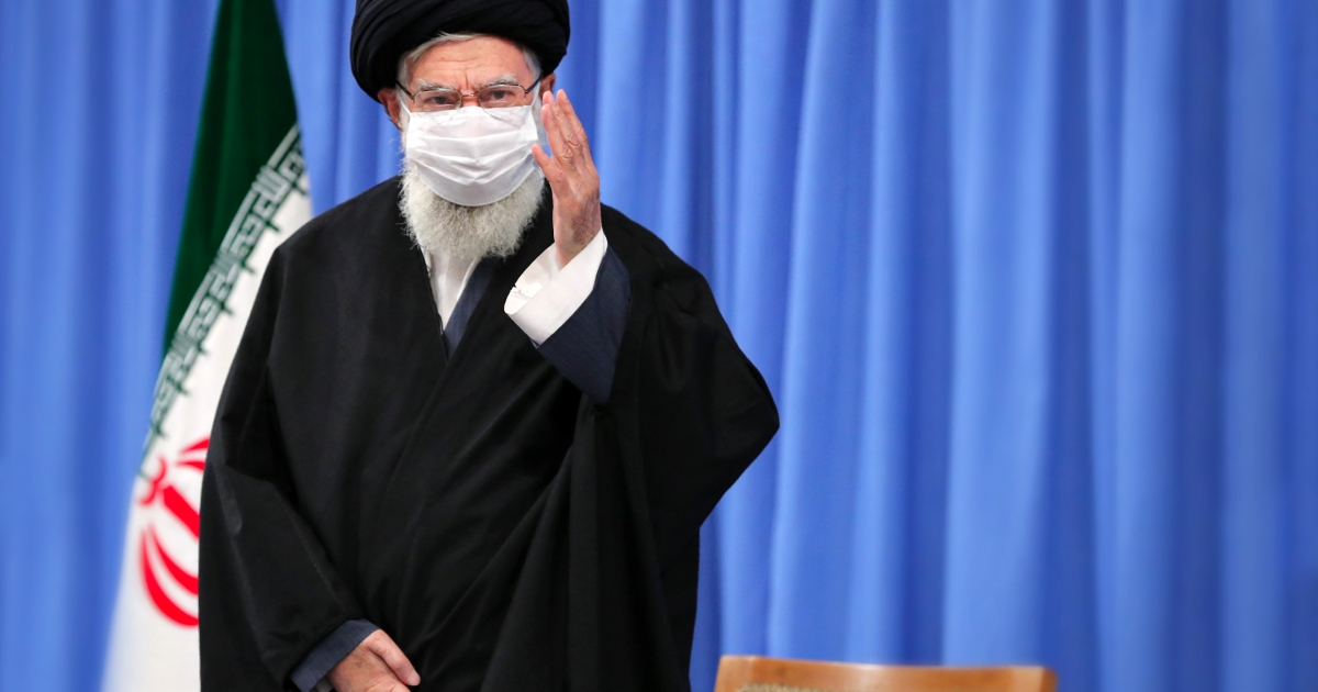2021-02-07 11:12:47 | Iran's supreme leader: US must return to nuclear deal first | Nuclear Energy News