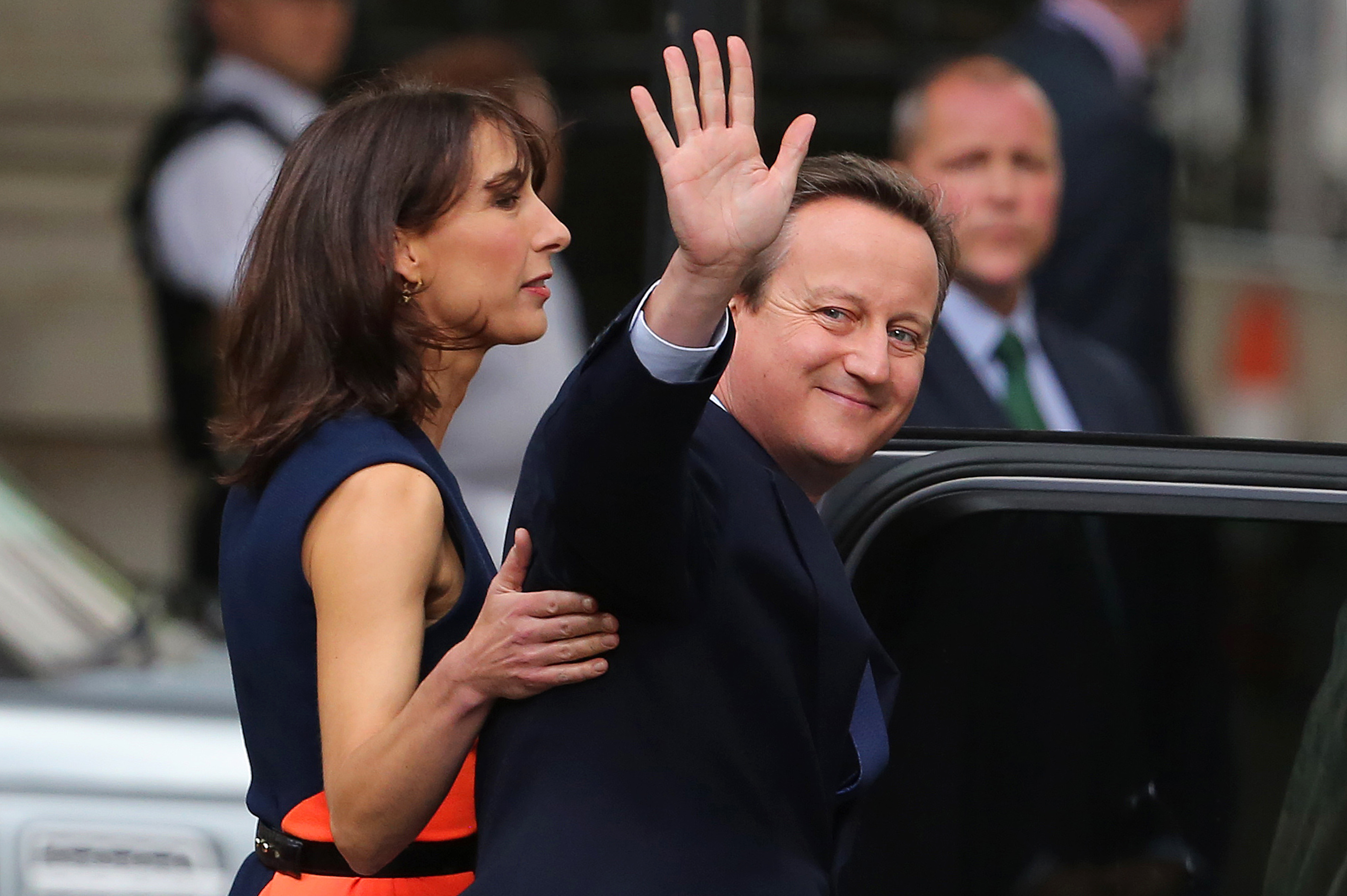United Kingdom launches probe into David Cameron's lobbying for financier Greensill