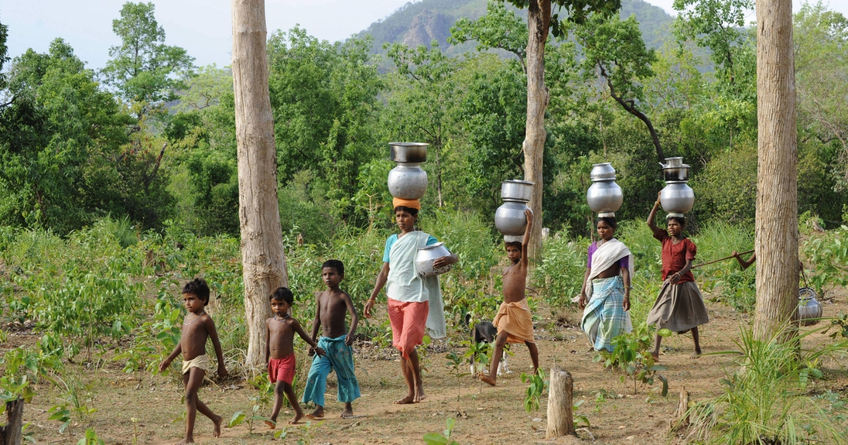Living in the shadow of rebellion: India's Gond tribe