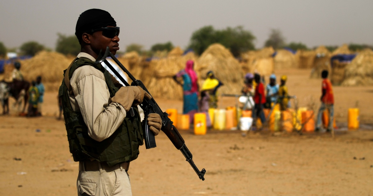 Children seized. Towns attacked. Can Nigeria fix security crises?