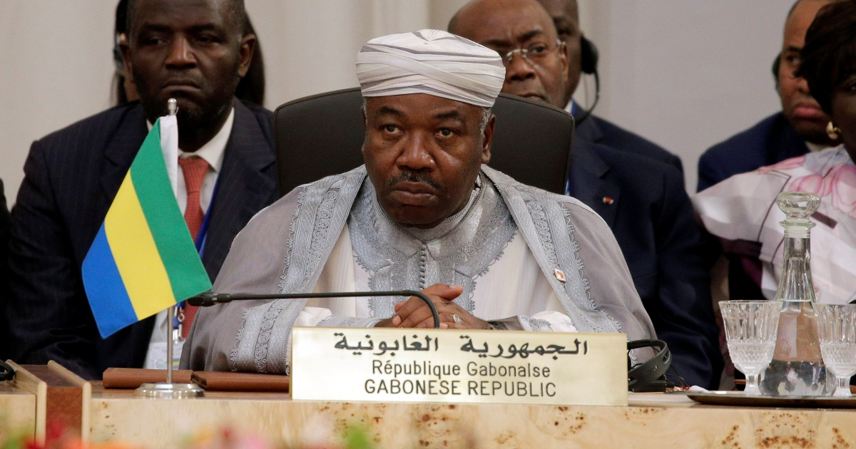 Gabon approves constitutional change if president incapacitated thumbnail