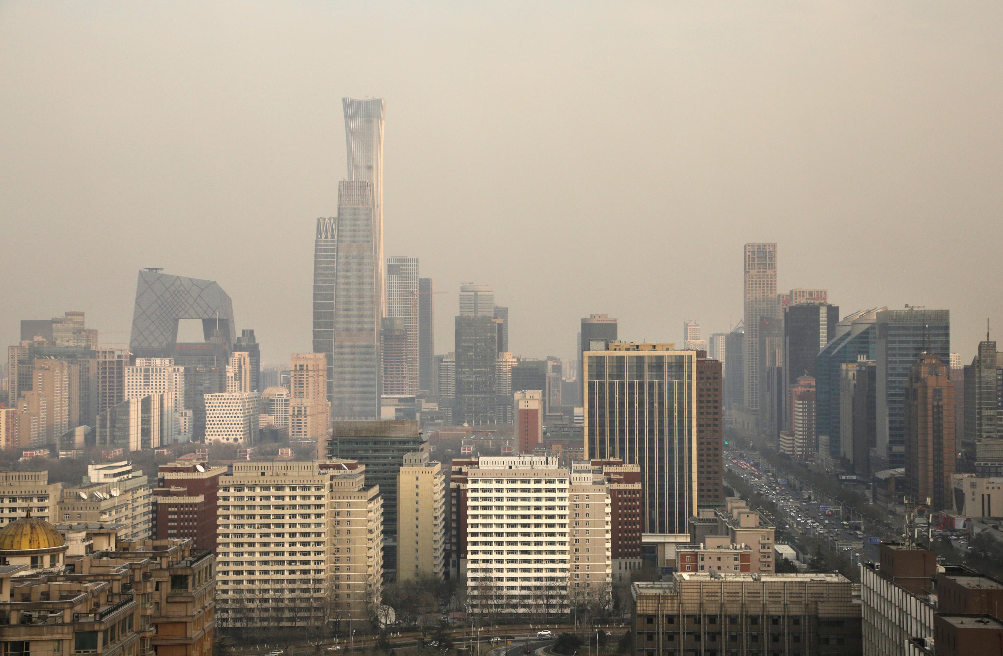 Chinese Authorities Detain Bloomberg News Staffer in Beijing