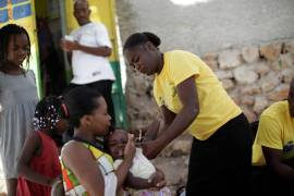 The MSF has urged pharmaceutical companies such as Pfizer and Moderna to scale up production of the vaccine doses and make it available to poor countries as soon as possible [File: Andres Martinez Casares/Reuters]