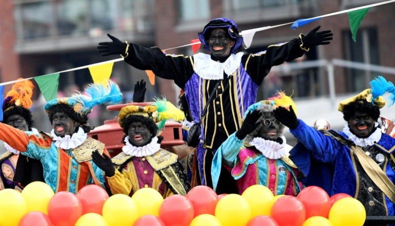 Black Pete: Has time been called on Dutch blackface tradition?