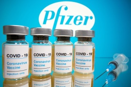 The UK was the first country to approve Pfizer-BioNTech's COVID-19 vaccine for widespread use [File: Dado Ruvic/Illustration/Reuters]