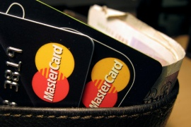 UK Suprime court dismissed a Mastercard appeal, setting the scene for Britain's first mass consumer claim brought under a new legal regime and establishing a standard for a string of other, stalled class actions [File: Jonathan Bainbridge/Illustration/Reuters]