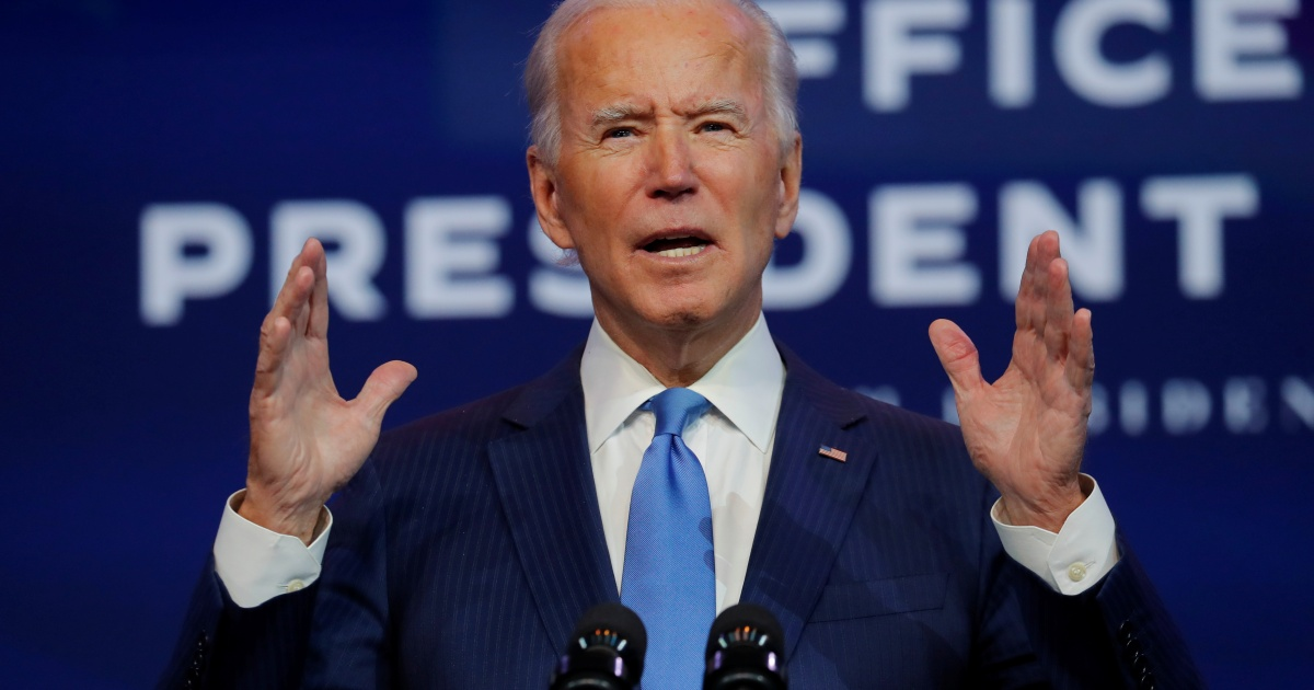 Can Bidens incoming administration unite the US? undefined News