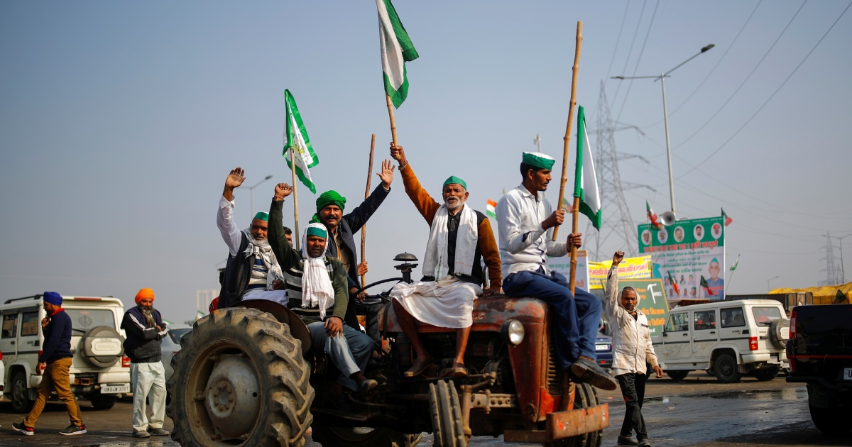 India top court proposes mediation panel to end farmers' protest |  Agriculture News | Al Jazeera