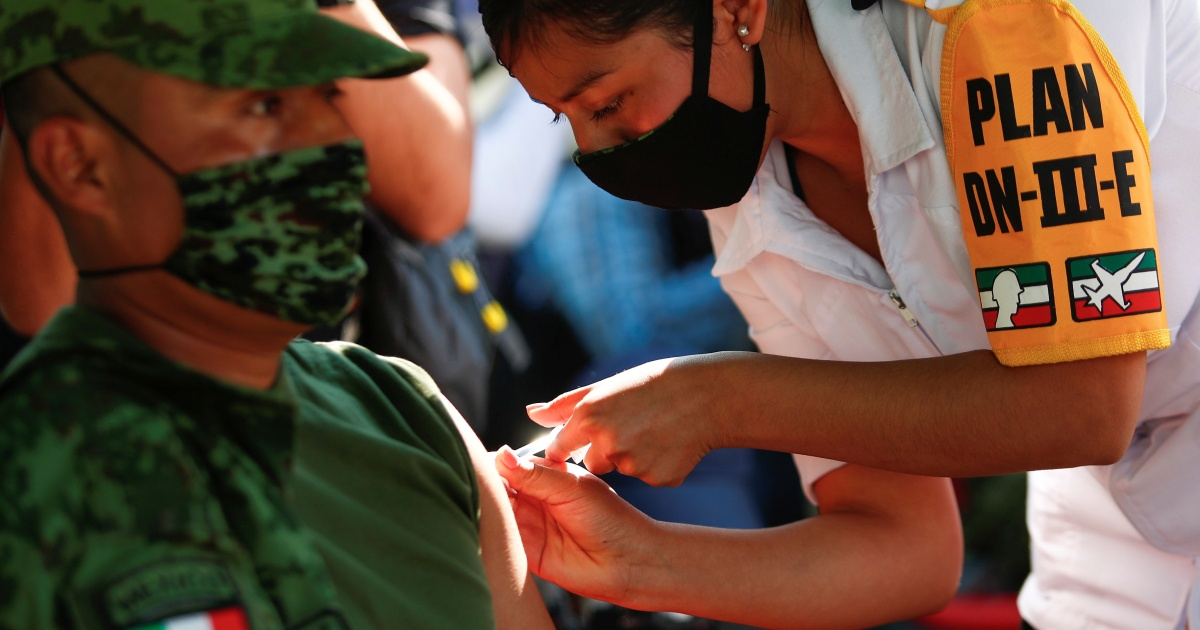 The first batch of COVID-19 vaccines arrives in Latin America  Coronavirus pandemic news