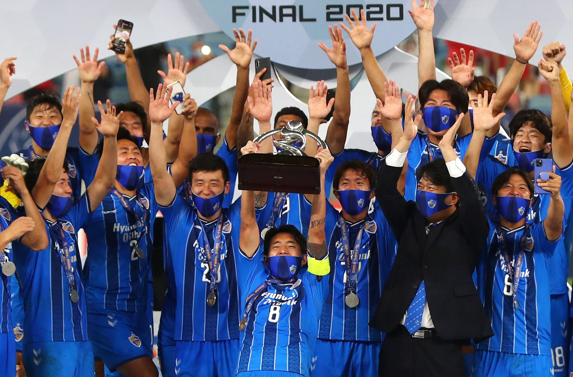 Asian Champions League: finally a final, Ulsan vs Persepolis