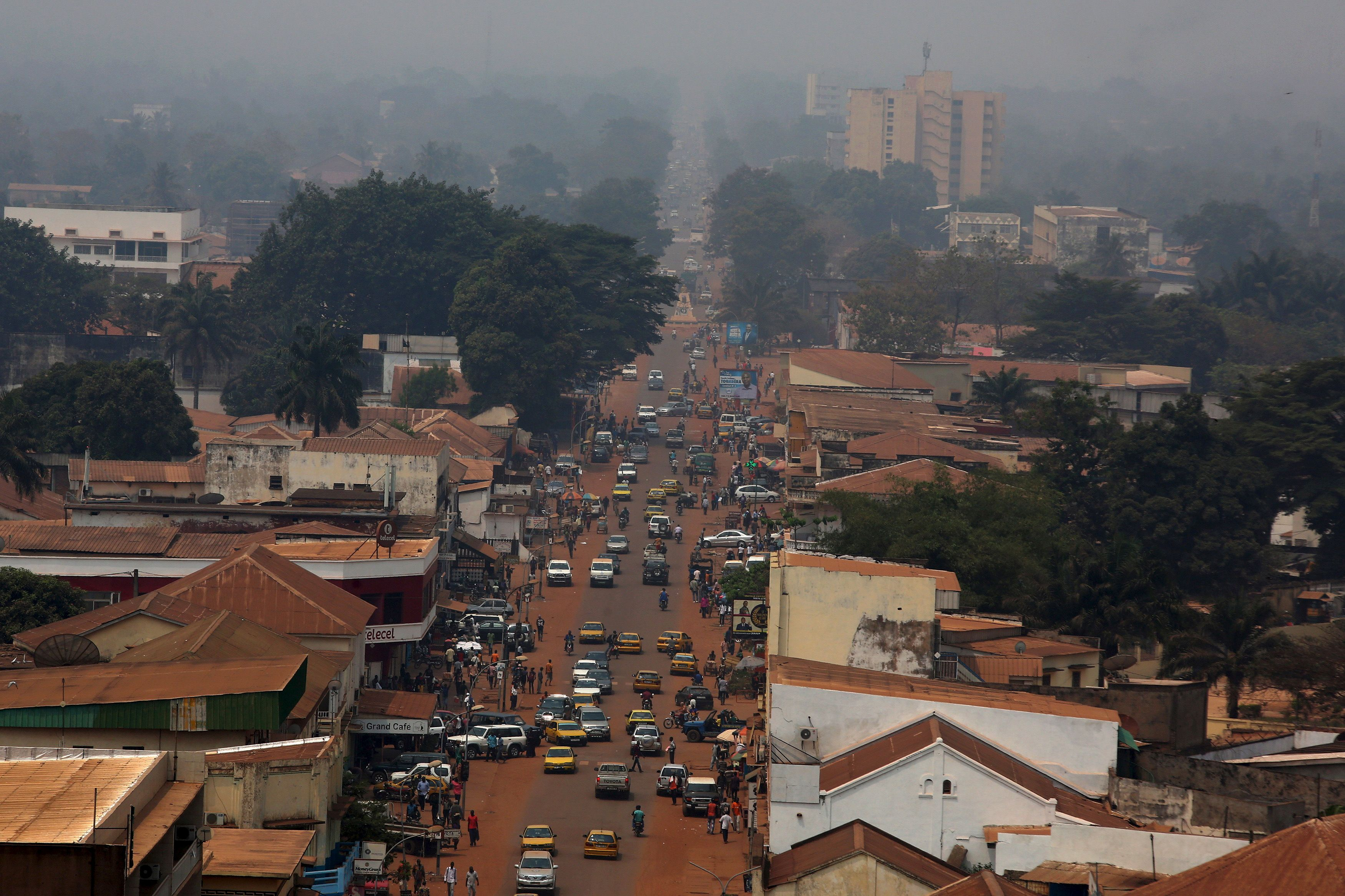 'Russia, Rwanda sent troops' to Central African Republic
