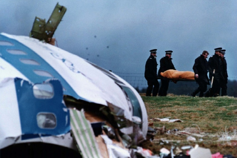 AG Barr Announces New Charges in 1988 Lockerbie Bombing That Killed 270 People